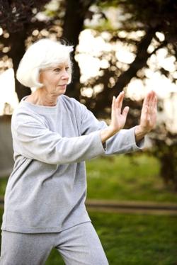 Taiji Quan adatto agli anziani